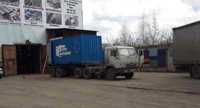 Перевозка контейнеров - Благовещенск, цены, предложения специалистов