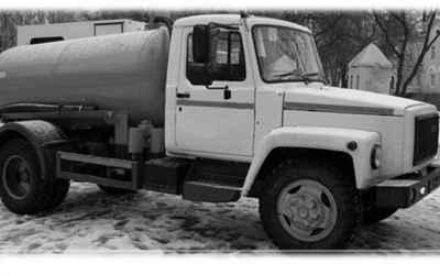 Сдается в аренду вакуумная машина ГАЗ 3309 - Благовещенск