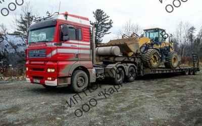 Аренда трала 60 тонн - Благовещенск