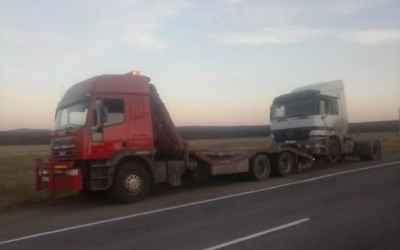 Эвакуация грузовых авто и автобусов - Благовещенск, цены, предложения специалистов