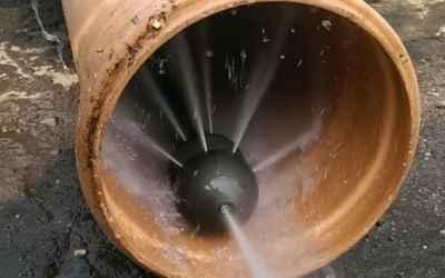 Чистка и промывка систем канализации и трубопровода - Благовещенск, цены, предложения специалистов