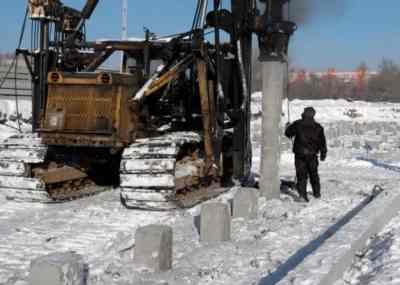 Сваебой Услуги по забивке бетонных свай заказать или взять в аренду, цены, предложения компаний
