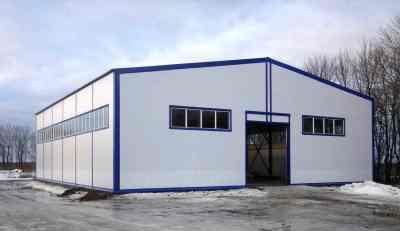 Строительство металокаркасных зданий - Благовещенск, цены, предложения специалистов