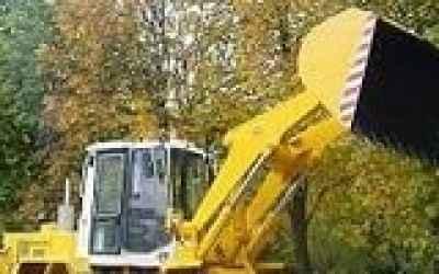 Услуги фронтального погрузчика(уборка снега, мусор - Благовещенск, цены, предложения специалистов