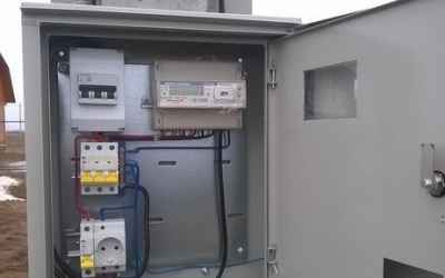 Подключение к электроэнергии объектов - Благовещенск, цены, предложения специалистов