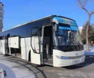 Автобус и микроавтобус DAEWOO заказать или взять в аренду, цены, предложения компаний