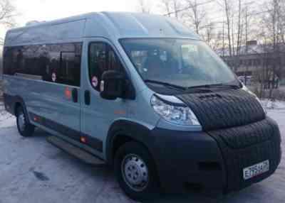 Автобус и микроавтобус FIAT DUCATO заказать или взять в аренду, цены, предложения компаний