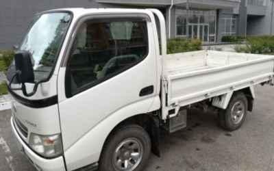 Грузовик Toyota Hiace заказать или взять в аренду, цены, предложения компаний
