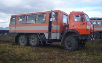 Автобус и микроавтобус Камаз заказать или взять в аренду, цены, предложения компаний