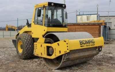 Каток Bomag BW-213 D4 заказать или взять в аренду, цены, предложения компаний