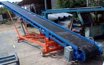 Ленточный транспортер ЛТ-6-600 заказать или взять в аренду, цены, предложения компаний