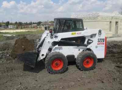 Фронтальный погрузчик Bobcat S220 заказать или взять в аренду, цены, предложения компаний