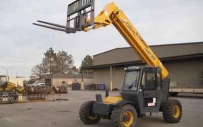 Телескопический погрузчик GEHL RS6-34 заказать или взять в аренду, цены, предложения компаний