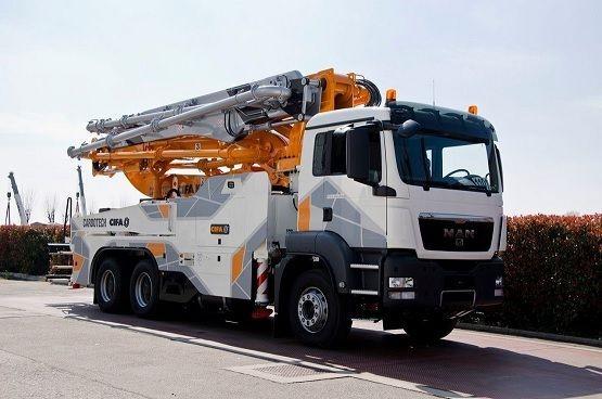 Заказать бетононасос THP 160 H - Зея