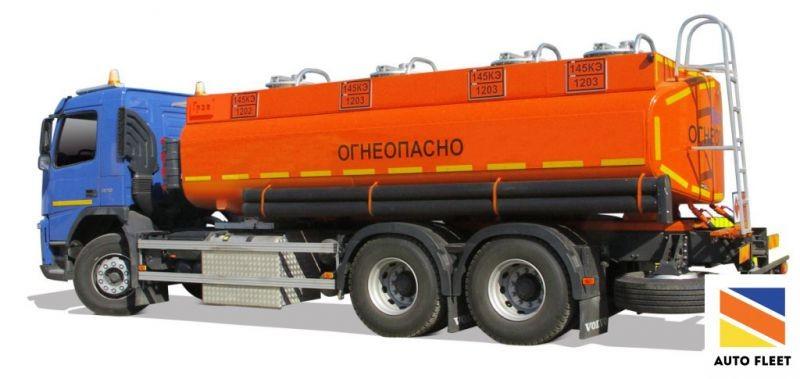 Перевозка дизельного топлива. Аренда бензовоза - Благовещенск