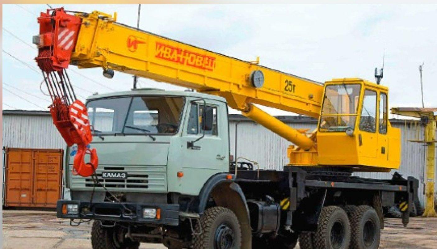 Автокран КамАЗ 5320 заказать или взять в аренду, цены, предложения компаний