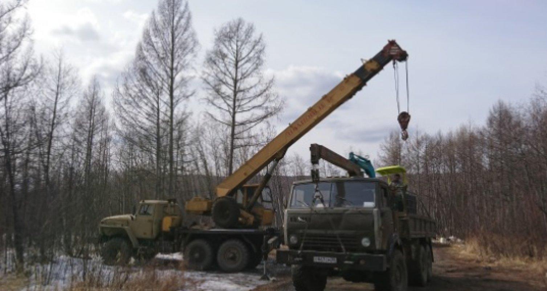 Автокран Урал заказать или взять в аренду, цены, предложения компаний