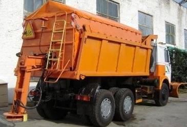 Комбинированная машина КДМ ОРС-08 заказать или взять в аренду, цены, предложения компаний