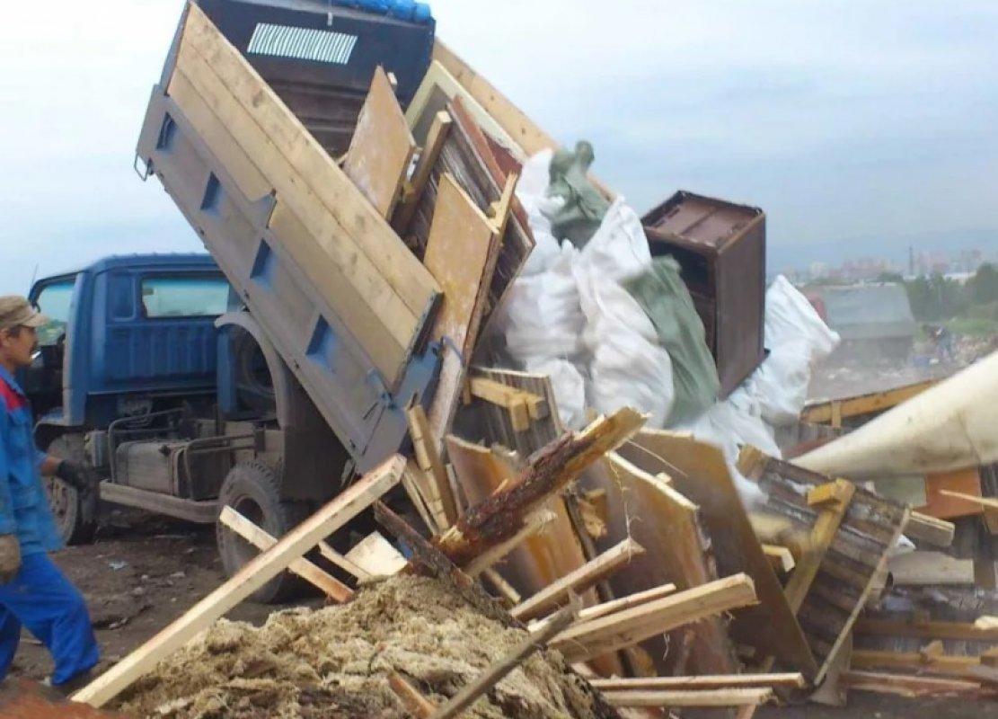 Прием заявок на вывоз крупного мусора. Диспетчерская - Благовещенск, цены, предложения специалистов