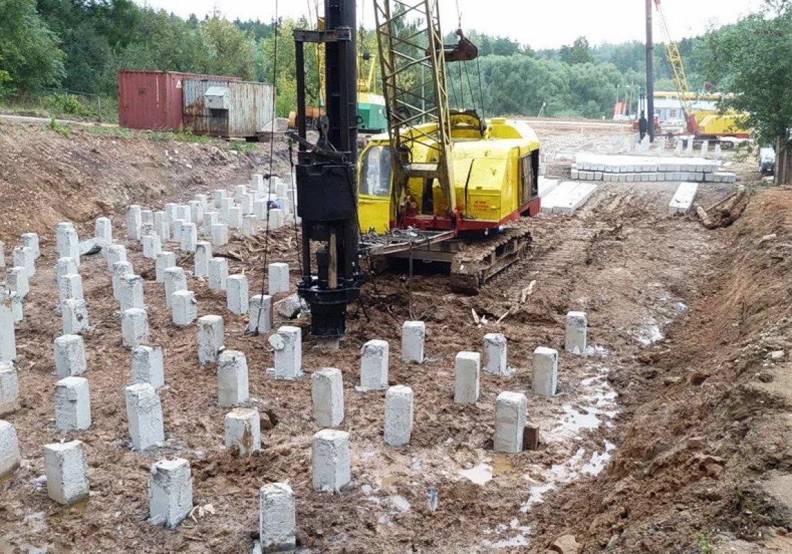 Забивка бетонных свай - Благовещенск, цены, предложения специалистов