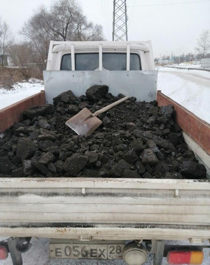 Доставка угля до 1 тонны - Благовещенск, цены, предложения специалистов