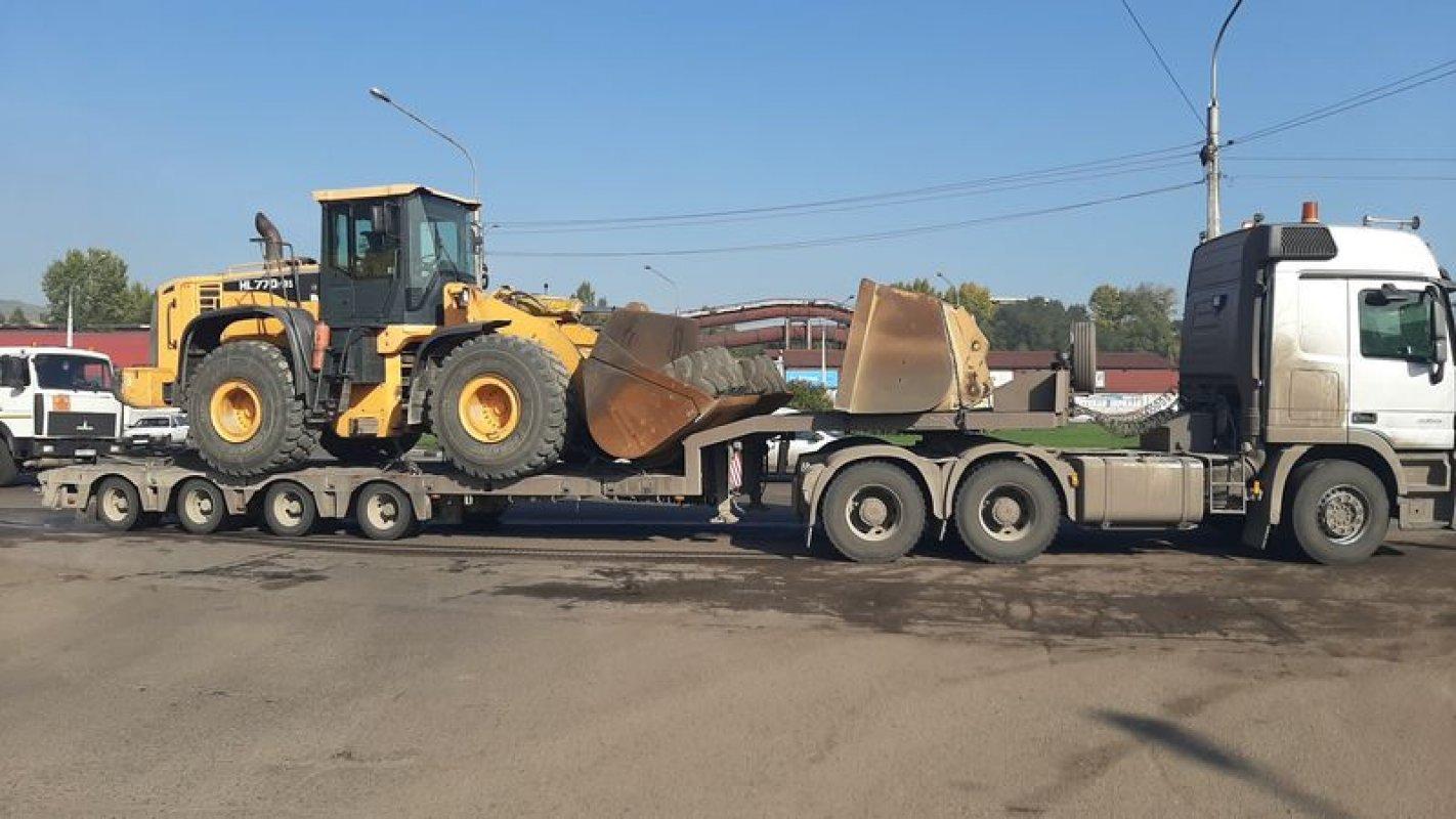 Возим спецтехнику тралами и площадками по РФ - Свободный, цены, предложения специалистов