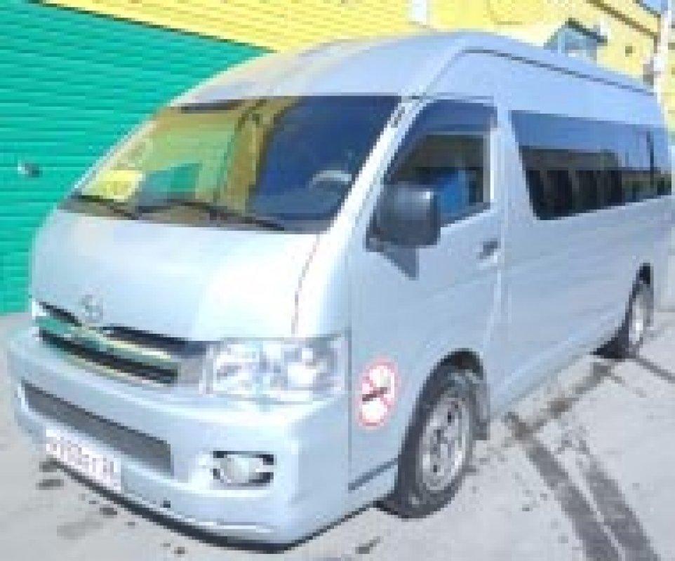 Автобус и микроавтобус Hais заказать или взять в аренду, цены, предложения компаний