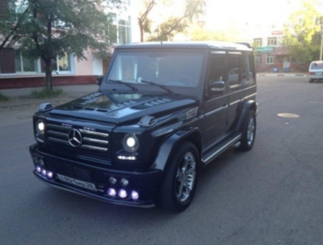 Автомобиль легковой Mercedes Benz G-Class заказать или взять в аренду, цены, предложения компаний