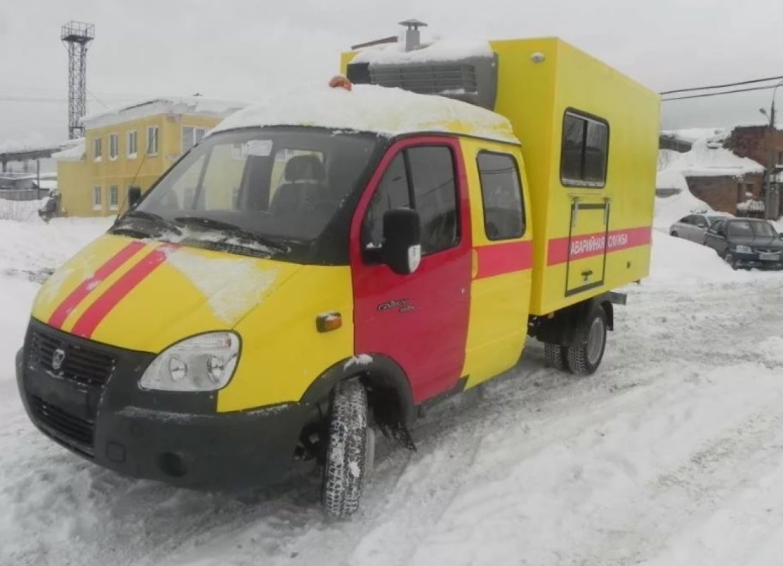 Аварийно-ремонтная машина Газель заказать или взять в аренду, цены, предложения компаний