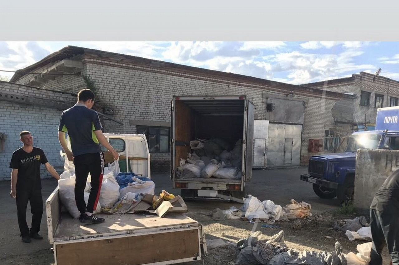 Вывоз мусора, утилизация, вывоз строительного мусо - Благовещенск, цены, предложения специалистов