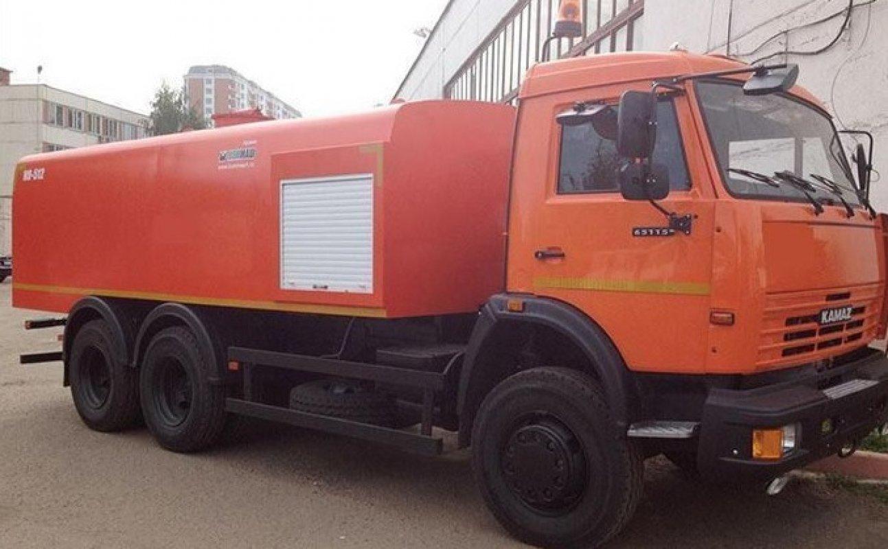 Каналопромывочная машина КО-512 заказать или взять в аренду, цены, предложения компаний