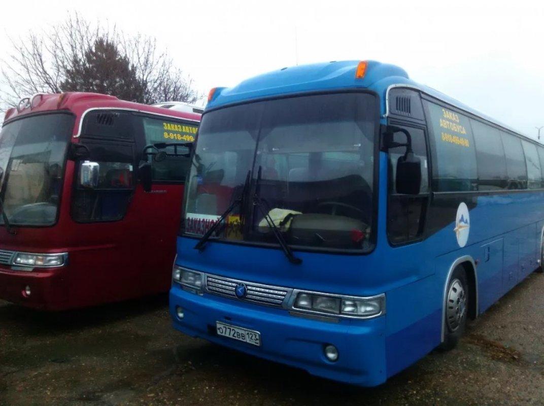 Прокат комфортабельных автобусов и микроавтобусов - Благовещенск, цены, предложения специалистов