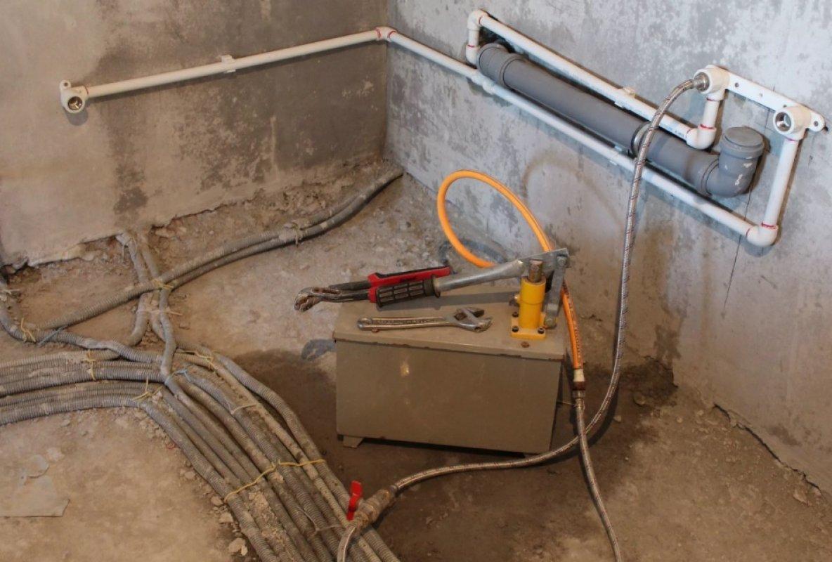 Опрессовка и промывка систем водоснабжения - Благовещенск, цены, предложения специалистов